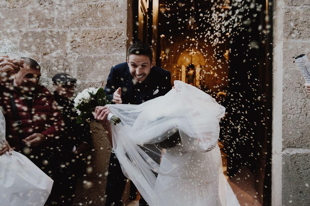 intimate wedding tuscany